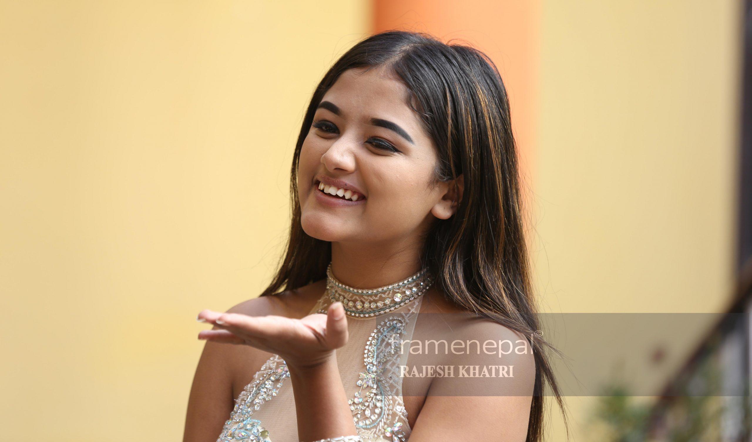 Samikshya Basnet, Best 7 Photos Of Actress Samikshya Basnet by frame nepal
