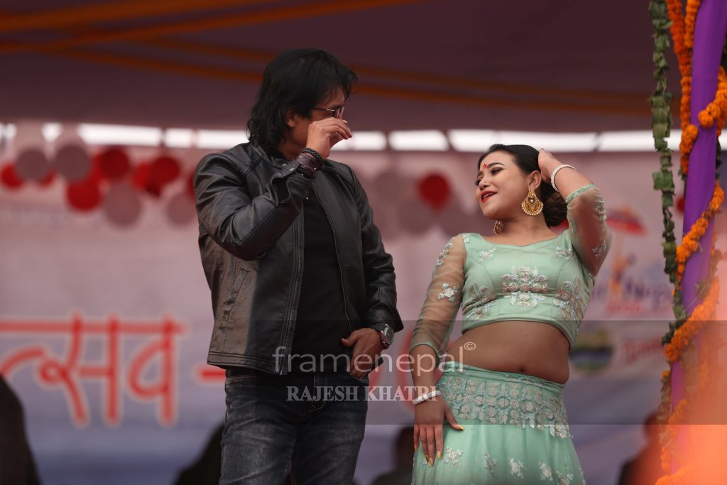 Rajesh Hamal and Tika Jaisi, Best Images Rajesh and Tika