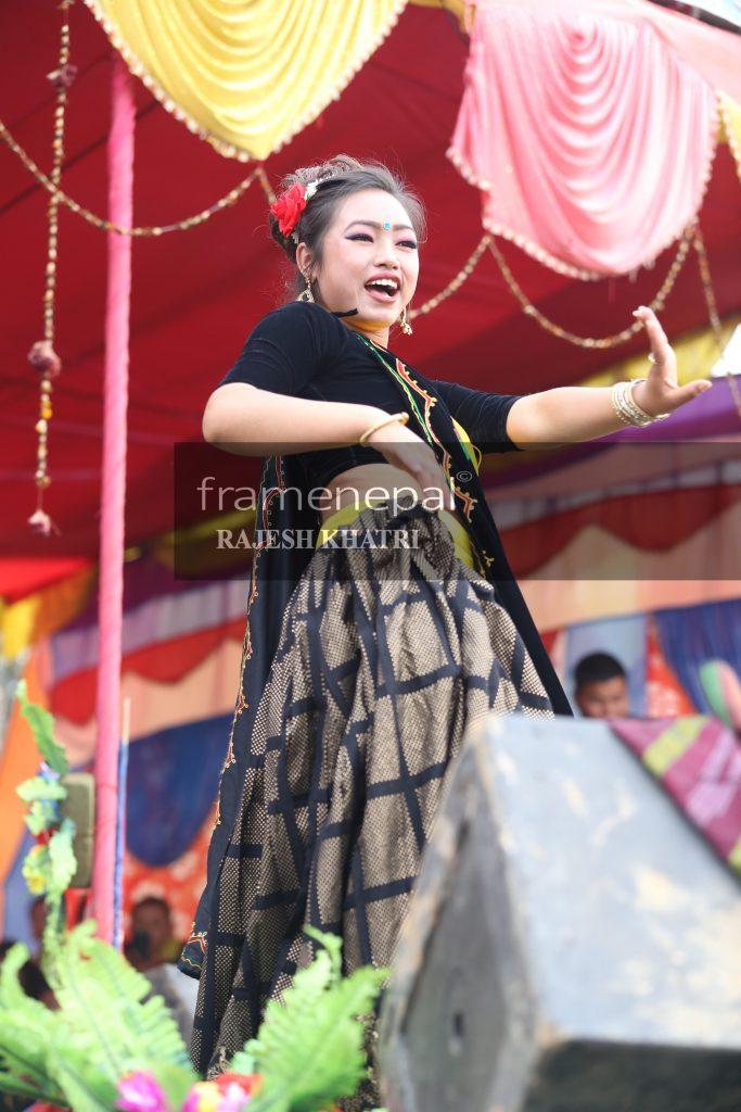 Dancer Bimala Acharya, Images for Bimala Acharya