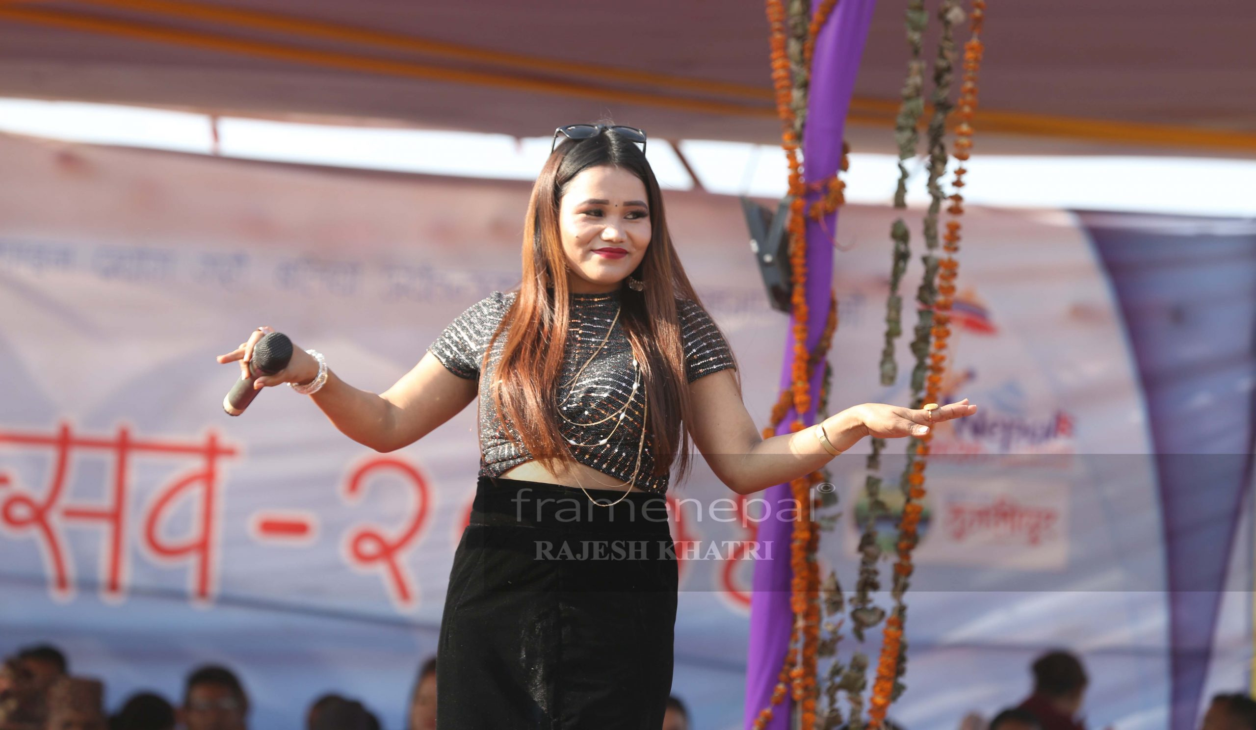 Singer Astha Raut, Best Images For Astha Raut by frame nepal
