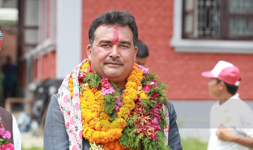 Mayor GhanShyam Pandey, Best Images for GhanShyam Pandey  GhanShyam Pandey Mayor Of Tulsipur Sub Metropolitan City, Dang.