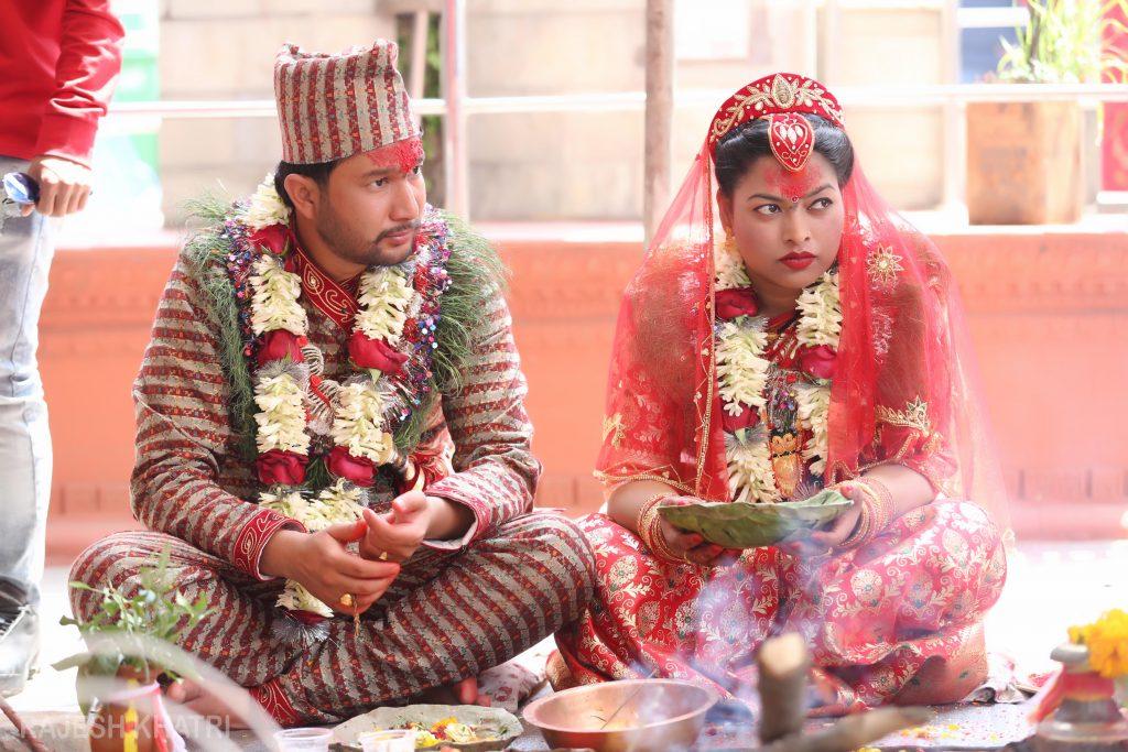 nepali wedding image, best of weeding image, nepali marriage, vivah, nepali vivah