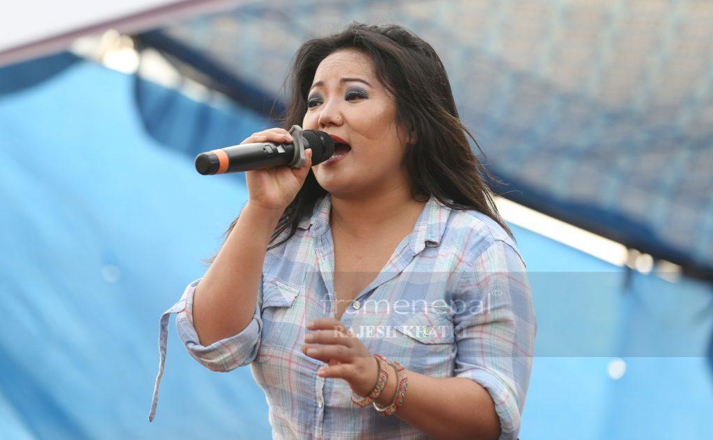 Jyoti Magar, Best Image Jyoti Magar Popular singer and performer Jyoti Magar, Jyoti Magar is a Nepali folk,lok dohori singer, model, and an actress.