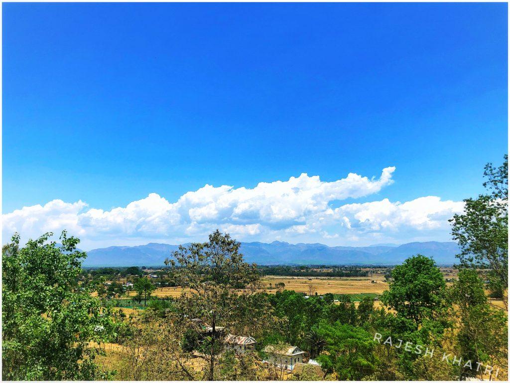 beautiful sky, best image 1, dang ko mausam, nepal ko mausam, dang valley, dang deukhuri valley, best image of Nepal