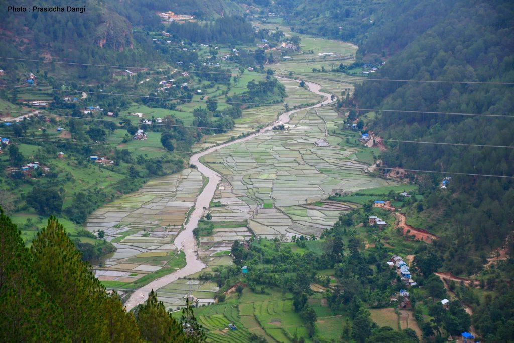 Best Landscape image of Nepal, Salyan District best Image