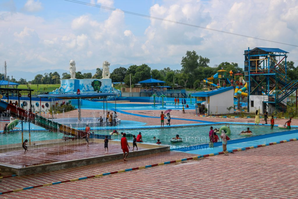Happy World Fun Park in Banke